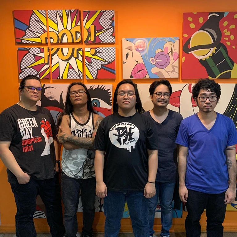 Alternative rock band 'Sorelai' are back in the studio for their upcoming EP 'Acquaintance 2.0'