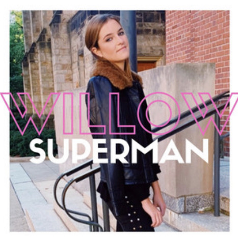 """I have music in my heart!"" declares 'Willow Woodward' as she drops 'Superman'"