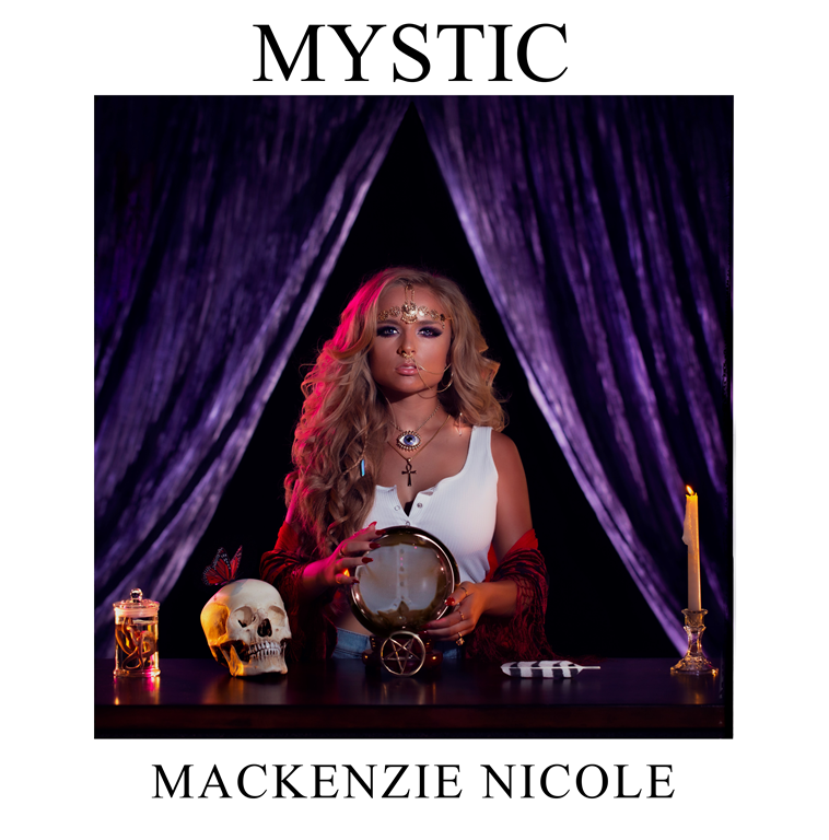 'Mackenzie Nicole' releases a musical tale about mental illness as she hands over the majestic 'Mystic'