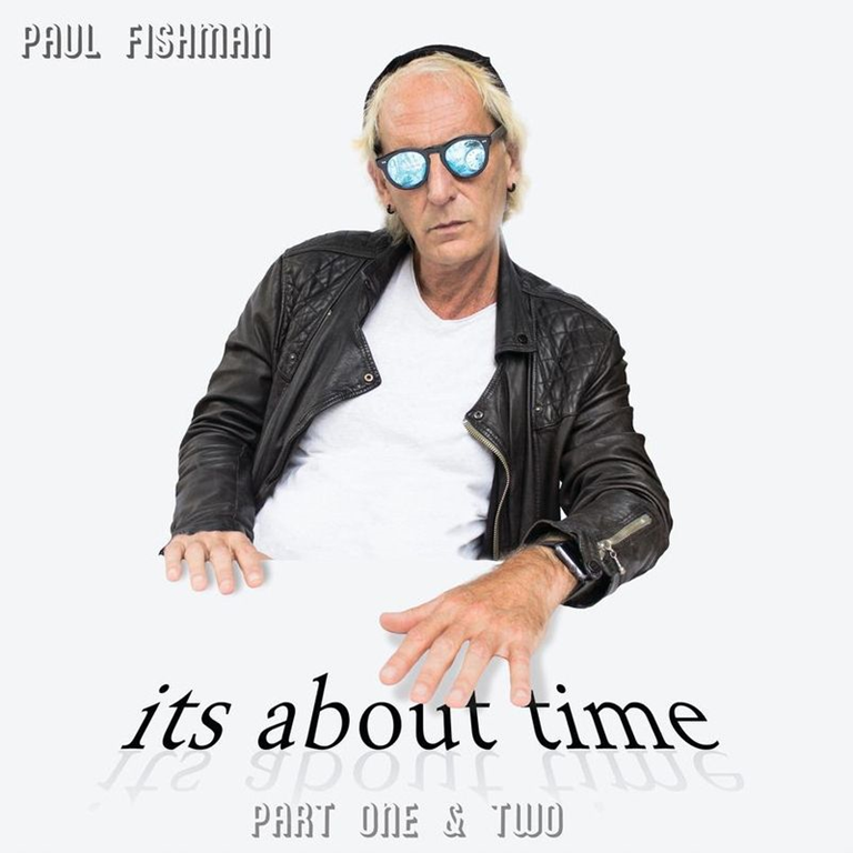 After contributing to over 100 films, including 'Superman' and the platinum-selling soundtrack 'Breakdance', 80's legend 'Paul Fishman' is back with the epic and modern 'It's About Time, Part I'