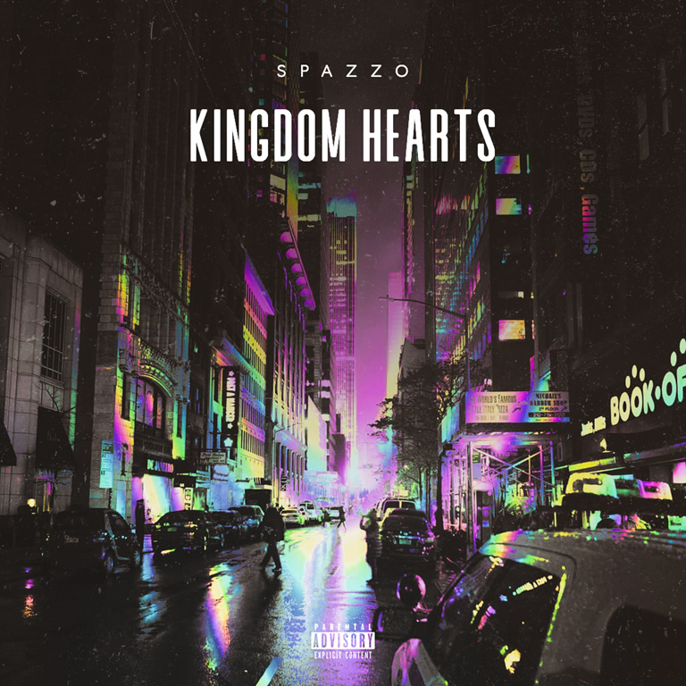 "'Spazzo' makes a dynamic entry into the underground music scene with his new single ""Kingdom Hearts""."