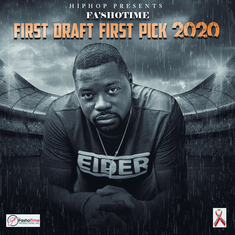 Fa'shotime's hot new release 'First Draft First Pick' is an exemplary work of art that has attracted many to this young Hip-Hop artist!