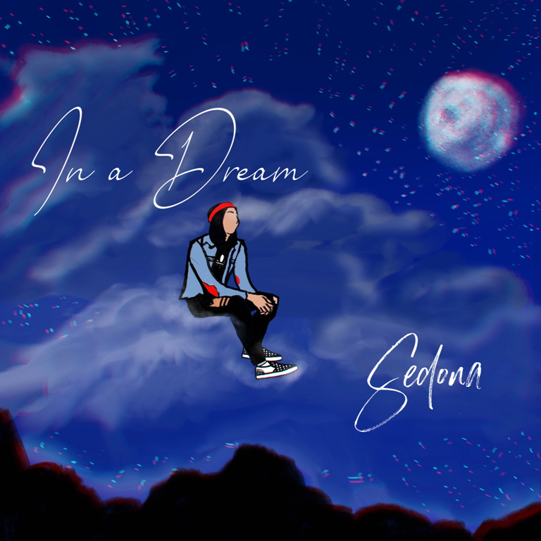 Rapidly emerging singer-songwriter Sedona is proud to announce the release of her new single 'In a dream'.