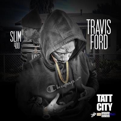 "BRAND NEW RAP GRIME TRAP PIONEERS OF 2020: Dope hot east side artist 'Travis Ford' drops the infectious rap summer banger ""Tatt city ft Slim 400"" off hot EP 'HOOD WIT PALM TREE IN IT' hosted by 'Jadakiss'"
