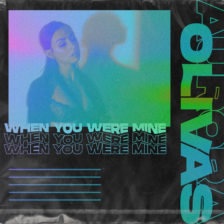 BNS HOT POP RELEASES: The warm voiced 'Aurora Olivas' releases the modern pop gem 'When You Were Mine' feat 'JACSIN'.