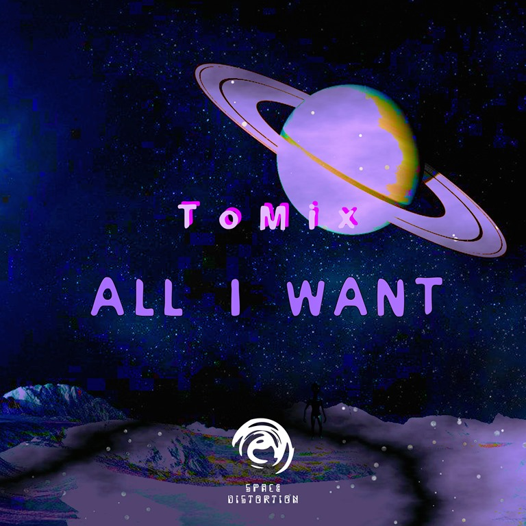 BNS SPACE BEAT SCIENTISTS OF 2020: This could be the soundtrack to the space journey to 'Elon Musk' mars as DJ and flight master 'ToMix' drops a rhythmic but minimal, dreamy and mysterious, electronic sonic space trip with 'All I Want'