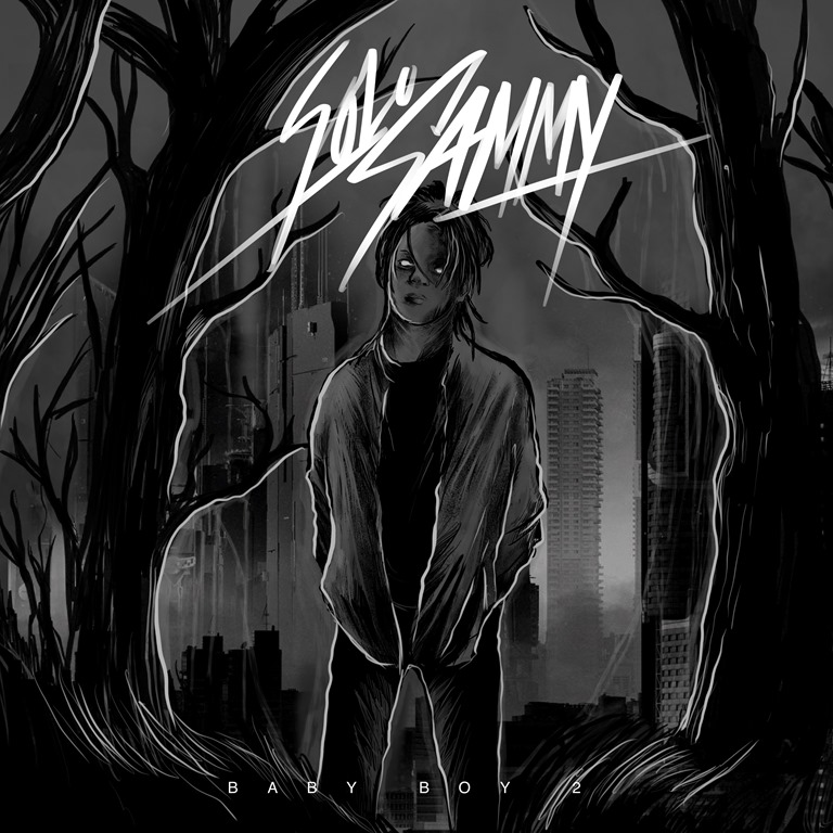 BNS HIP-HOP BEATS: With a timeless, dark and atmospheric soundscape and real life spit and attitude, the chilled but furious 'Solo Sammy' drops the explicit aural Trap City Life adventure of 'Baby Boy 2 '