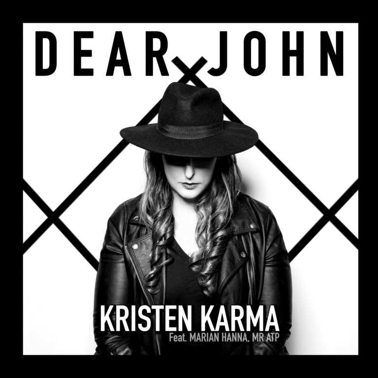 BNS HIGHER POWERED BALLADS: After playing gigs and parties with Lady Ga Ga, stunning and emotive female song writer  'Kristen Karma' delivers a heartfelt and epic ballad that touches the soul with pride and modern pop beauty on 'Dear John'