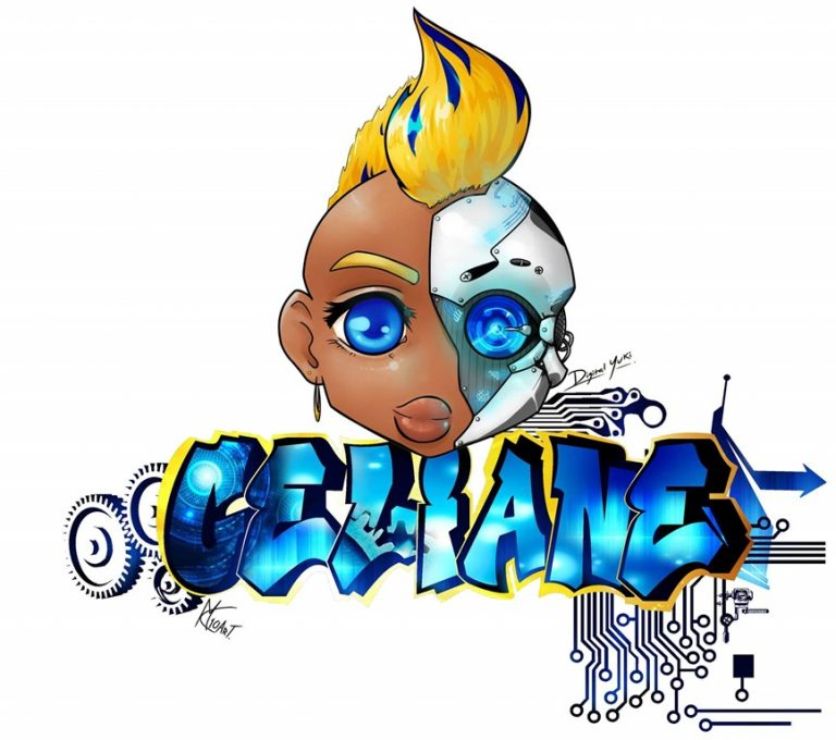 BRAND NEW PIONEERS: 'Celiane the Voice' spreads an intergalactic message of Equality and Freedom as the 'Electronica Hip-Opera' singer launches Film and TV productions, Stage Productions and Comic books.