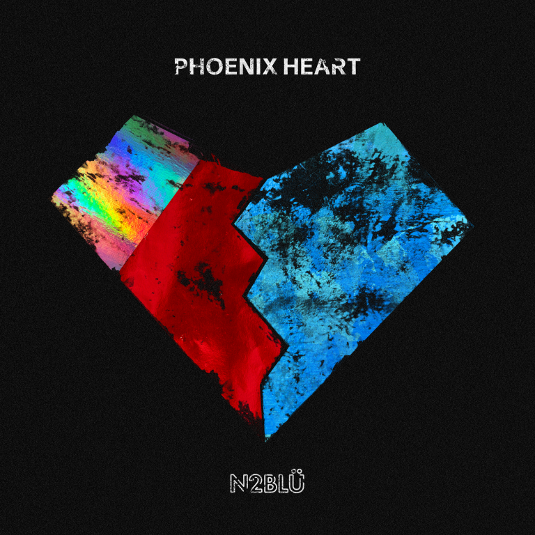N2BLÜ are back with a Brand New EDM 'Phoenix Heart'