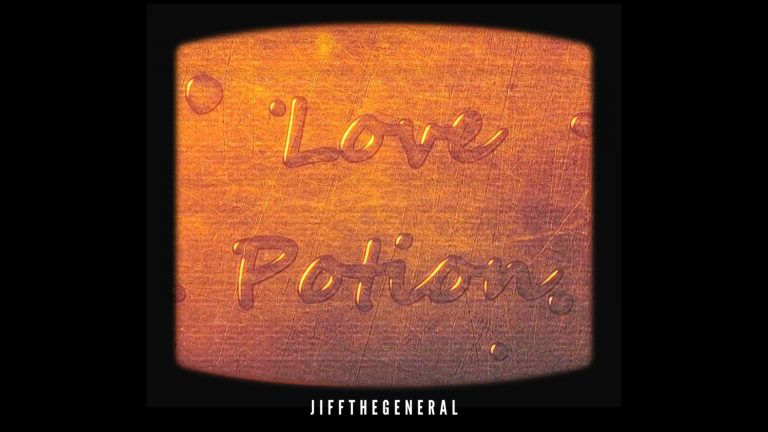 A Brand new 'Love Potion' is out from South London Rnb/Hip Hop artist 'Jiffthegeneral