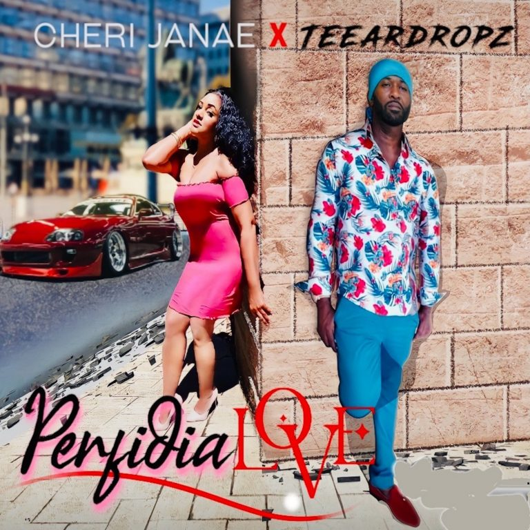 Fusing R&B, Hip Hop, Reggae, Latin, and Dance music, 'Cheri Janae' drops 'Perfidia Love' with Teeardropz