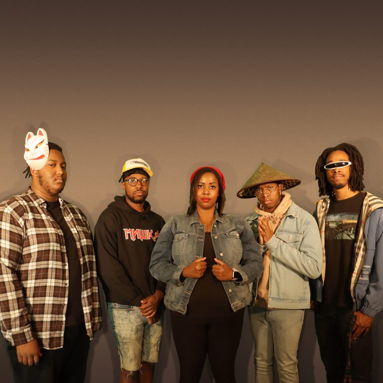 """Electronic music, Jazz, and Hip-hop band  """"The Afrxnts"""" release new single 'New Challenger'"""